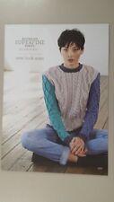 Cleckheaton Pattern #405 New Look Aran Sweater using Superfine Merino Wool
