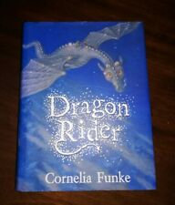 Dragon Rider HARDBACK book by Cornelia Funke Book Incl MAP VGC UNREAD!