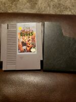 Bad Dudes by Data East (Nintendo Entertainment System, 1990) NES Tested Working!