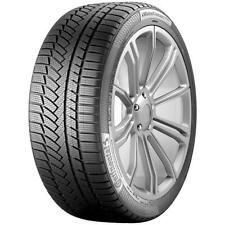 KIT 2 PZ PNEUMATICI GOMME CONTINENTAL CONTIWINTERCONTACT TS 850 P FR VW 245/45R1