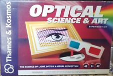 Thames and Kosmos Optical Science 2009 #663612 Edition Experiment Kit