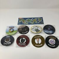 New Lot Of 9 Loot Crane Pins Magnets Tmnt Galaga Adventure Time Lost In Space