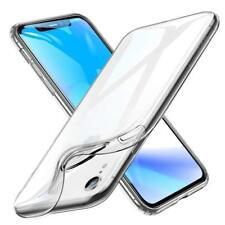 Protective iPhone XR Clear Silicon Case Shock Absorption Phone Cover
