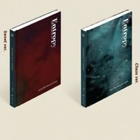 K-POP DAY6 3rd Album [The Book of Us : Entropy] Random Ver CD+Book+P.Card+B.Mark