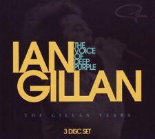 Ian GILLAN / The Voice of Deep Purple / (3 CD) / Neuf