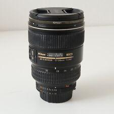 Nikon Nikkor AF-S 17-35mm f2.8 D ED IF Lens 17-35/2.8 AFS 2.8D SLR Full Frame