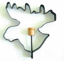 Moose Shaped Egg Fry & Pancake Mold / Cookie Cutter / Kitchen Cooking Tool >NEW<