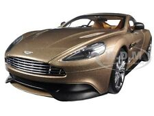 ASTON MARTIN VANQUISH SELENE BRONZE 1/18 MODEL CAR BY AUTOART 70248