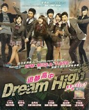 Dream High Korean Drama (TV Series) Good English Subtitle DVD Region 3