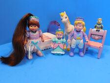 Fisher Price Loving Family Dollhouse Once Upon a Dream Prince Princess Bird Pony
