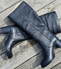 C La Canadienne Women Black Boots US 6.5
