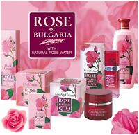 100% Natural products with Rose Water Variations Soap Shampoo Conditioner Creams