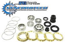Synchrotech Brass Basic Rebuild Kit Honda Prelude VTEC H22 H22A2 H22A4 Trans
