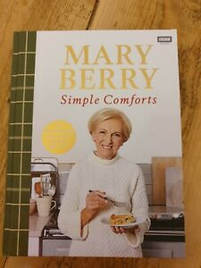 NEW UNREAD Hard Back..Mary Berry,Simple Comforts Cook Book