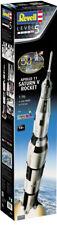 Revell G 3704 NASA Apollo II Saturn V Rocket W/ Lander plastic model kit 1/96