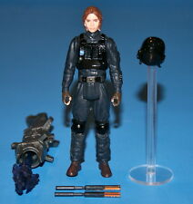 STAR WARS ROGUE ONE JYN ERSO IMPERIAL GROUND CREW LOOSE COMPLETE