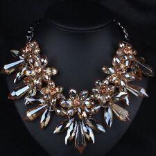 Markenlose Modeschmuck-Halsketten & -Anhänger mit Tropfen-Strasssteine