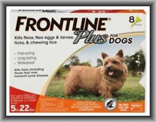 New listing Frontline Plus For Small Dogs Up To 22 lbs - 8 Month Supply