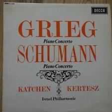 SXL 6028 Grieg / Schumann Piano Concertos / Katchen / Kertesz W/B