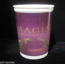 LUXOR CASINO Imagine Theatrical Odyssey Plastic Coin Cup Slot Machine Las Vegas
