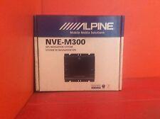 Alpine NVE-M300 - In-Dash GPS-Empfänger-NEU in Box