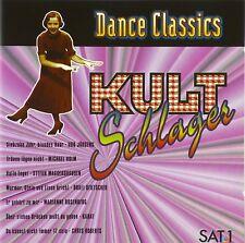CD - Various - Dance Classics - Kult Schlager - #A3490