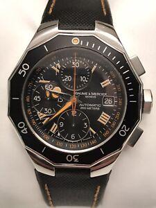 Baume & Mercier Riviera Automatic Wristwatch