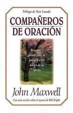 NEW Compañeros De Oración by John C. Maxwell