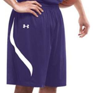 Under Armour Womens Clutch Reversible Basketball Shorts L, XL, 2XL sport gym