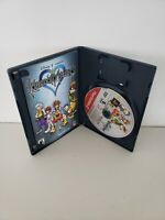 Kingdom Hearts (Sony PlayStation 2, 2004)  with manual - Great Condition