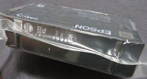 BLACK INK Cartridge - EPSON 802 XL - NEW Unused ORIGINAL FACTORY PACKAGING / NIP