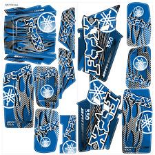 Decals YFZ Yamaha Banshee full graphics kit sticker [545BLUE]