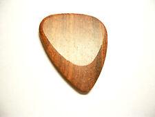 TIMBER TONES Bloodwood Pick bois Plectre pour Médiator de guitare électrique