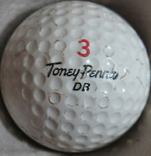 (1) TONEY PENNA SIGNATURE LOGO GOLF BALL (SPORTSMAN LIQUID CENTER CIR 1955) #3