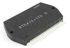 STK412-170C Original New Sanyo Power Audio Amplifier IC
