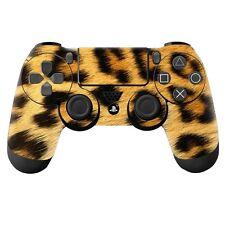"""PS4 Controller Skin """"Leopard""""  Design Sticker Schutzfolie Playstation 4 (X3)"""