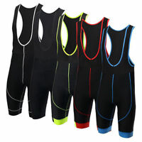 XINTOWN Men's Cycling Bib Shorts With 3D Padded Bicycle Pants Tight 5-Color