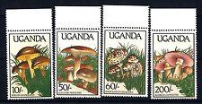 UGANDA - 1989 - Flora. Funghi