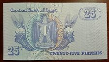 1995-2007 Egypt 25 Piastres | UNC Condition | World Banknote | Foreign Currency