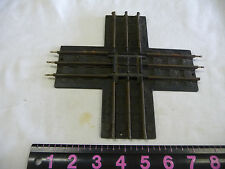 Vintage Antique Lionel No 020 Crossing Cross Track -Condition As In Photo