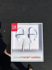 Beats by Dre/ Powerbeats 3 Wireless in white