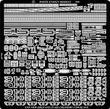 WHITE ENSIGN MODELS 1/700 USS New Orleans Class Cruisers Detail Set for  WEM790