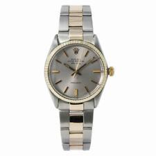 Rolex Air-King 5500 Vintage Precision Automatic Watch TwoTone 14k YG 34mm
