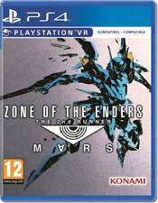 PS4 Spiel Zone of the Enders: The 2nd RUNNER - M∀RS VR kompatibel NEUWARE