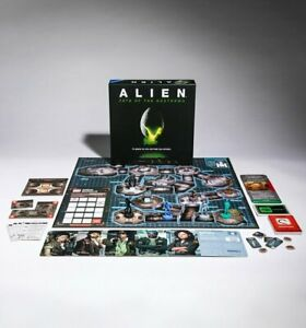 Official Alien The Game - Fate of the Nostromo