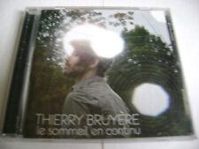 Thierry Bruyere - Le Sommeil En Continu (CD, 2012, DEP)