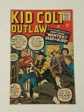 Kid Colt Outlaw(1948)#90 May 1960 Stan Lee Jack Kirby VG/FN Very Good/Fine 5.0