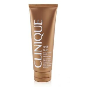 NEW Clinique Self-Sun Body Tinted Lotion - Medium/ Deep 125ml Womens Skin Care