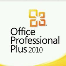 Office Professionnel Plus 2010 32/64BIT Clé de licence ferraille PC