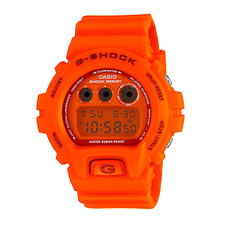 RARE LIMITED EDITION G-SHOCK  DW-6900-MM4 ORANGE BRAND NEW CRAZY COLORS